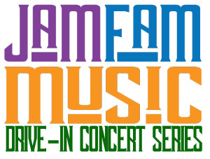 JamFam Music Drive-In Concert Series